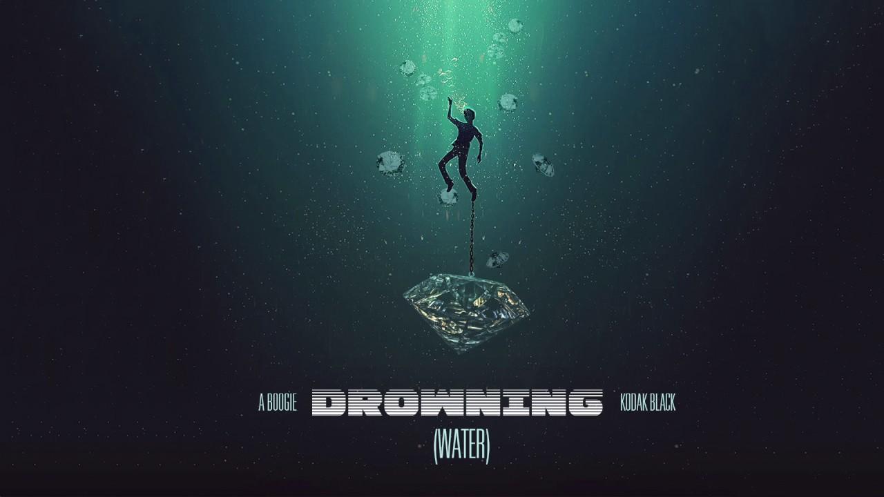 "A-Boogie Wit Da Hoodie – ""Drowning"" (Water) Ft. Kodak Black [Audio]"