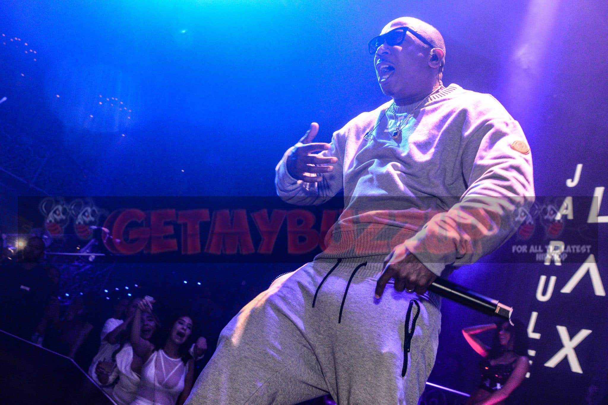 Celeb Sightings: Ja Rule Performs Live at LAX Nightclub [Photos]