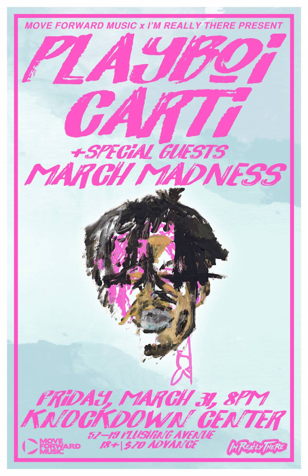PLAYBOI CARTI & SPECIAL GUESTS AT KNOCKDOWN CENTER [EVENT]