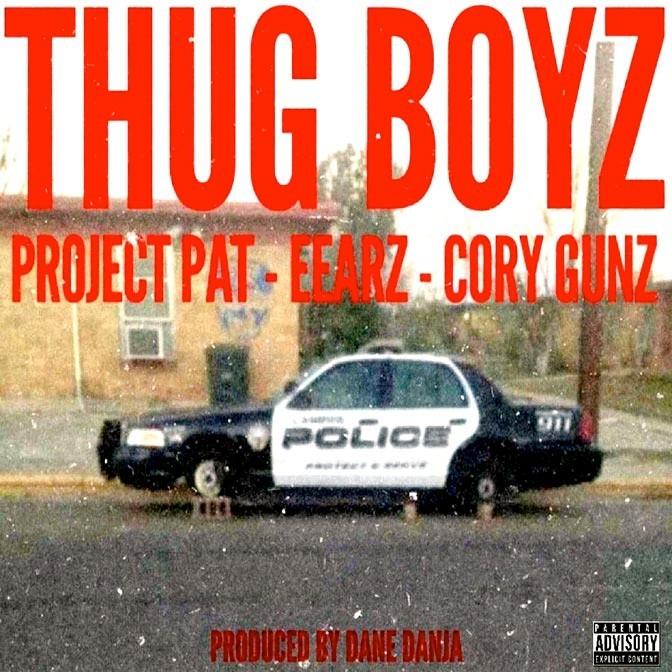 """Project Pat, Cory Gunz & Earz – """"Thug Boyz"""" [Audio]"""