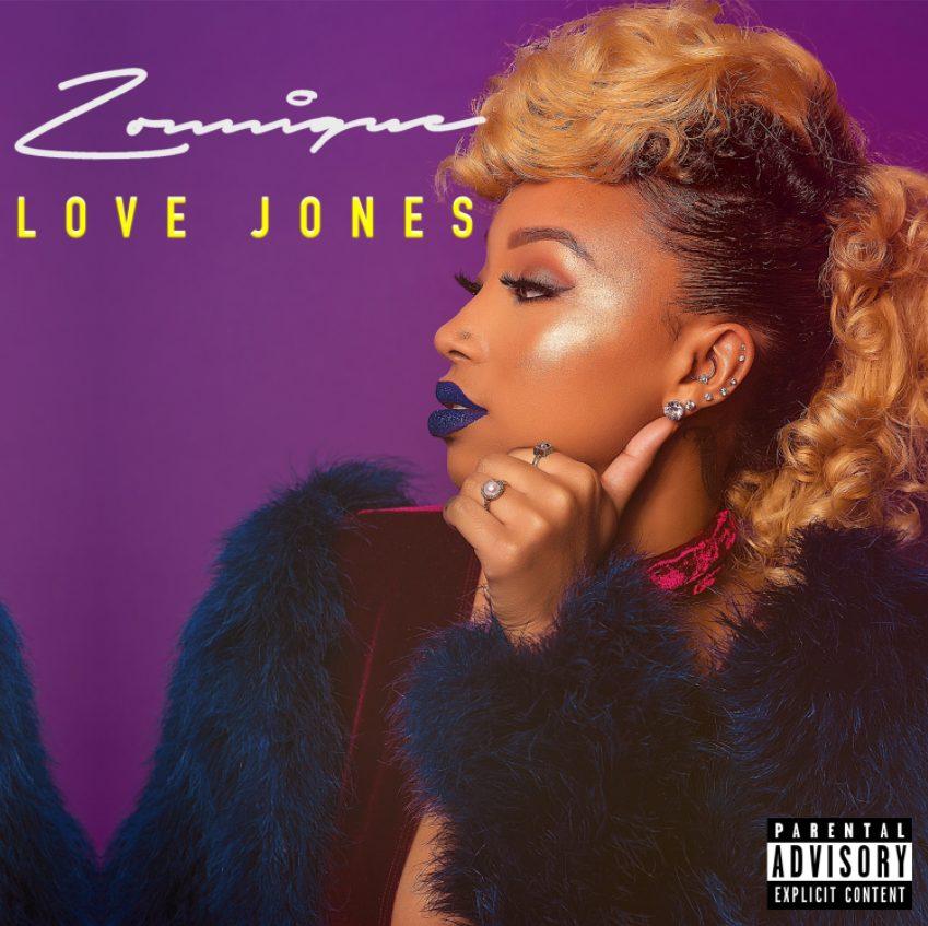 "EP Stream: Zonnique – ""Love Jones"" [Audio]"