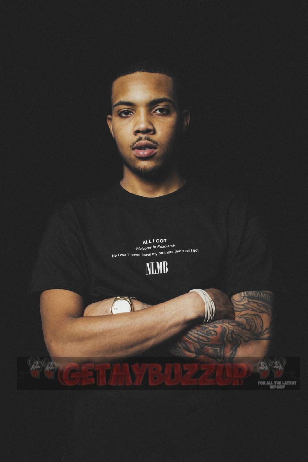 """G Herbo Releases Merch Capsule In Celebration Of """"Welcome To Fazoland 1.5"""" [Fashion]"""