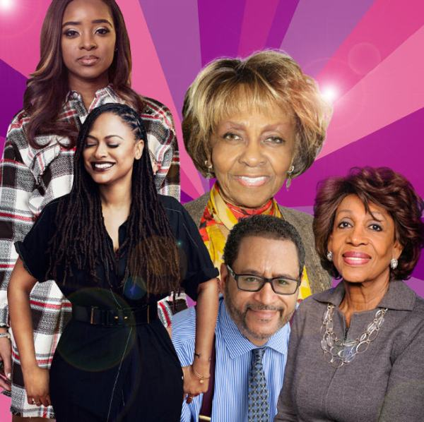 Iyanla Vanzant, Ava DuVernay, Congresswoman Maxine Waters, & More Join Essence Festival's Daytime Empowerment Experience Stage [Event]