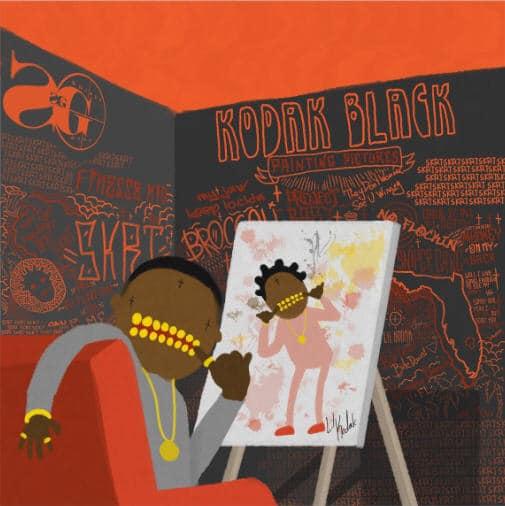 """Album Stream: Kodak Black – """"Painting Pictures"""" [Audio]"""