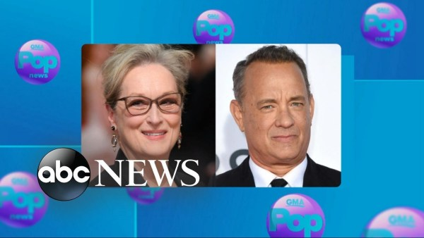Meryl Streep and Tom Hanks to star in 'The Post'