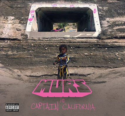 """Album Stream: Murs – """"Captain California"""" [Audio]"""