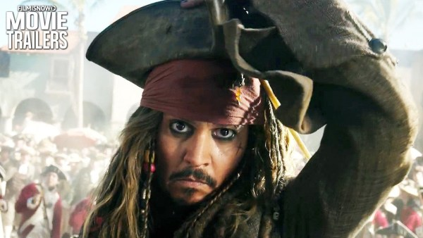 Pirates of The Caribbean 5 full trailer hits the high seas