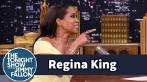 Regina King on Passing Out at a Prince Party [Interview]