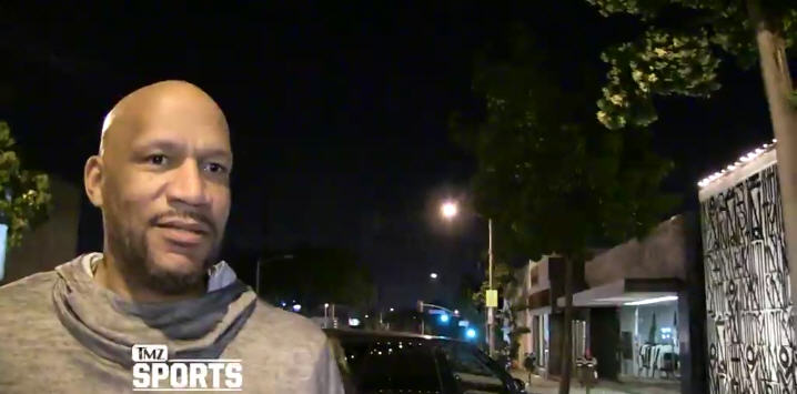 Retired NBA Player Ron Harper says Derrick Rose Ain't Getting No Championship Ring [Video]