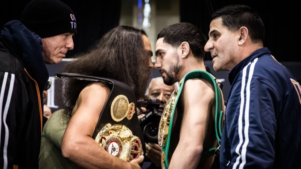 Thurman vs. Garcia: Weigh-In | March 4 on CBS