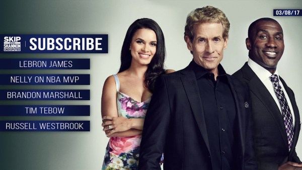 UNDISPUTED Audio Podcast (3.8.17) with Skip Bayless, Shannon Sharpe, Joy Taylor   UNDISPUTED