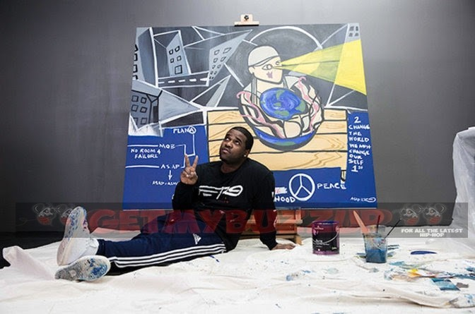 ASAP FERG to donate large scale oil painting at first A$AP Yams Commemorative Gala & Art Auction