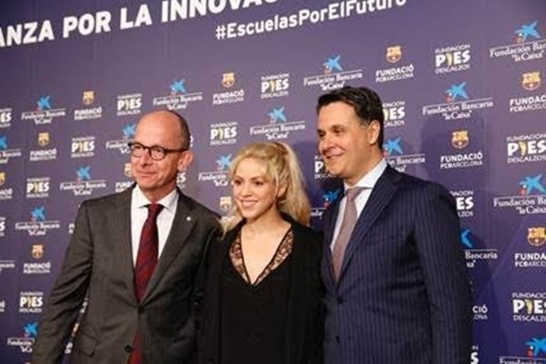 Shakira Joins Forces To Build A New Paradigm School in Colombia! [News]