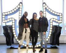 Justine Skye and Black Atlass Celebrate True Religion's Fall 2017 Collection [Photos]