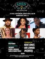 """Nina Parker, Karen Civil, Don Benjamin, Amber Rose Join the """"Know Your Status"""" Aids Tour [Events]"""