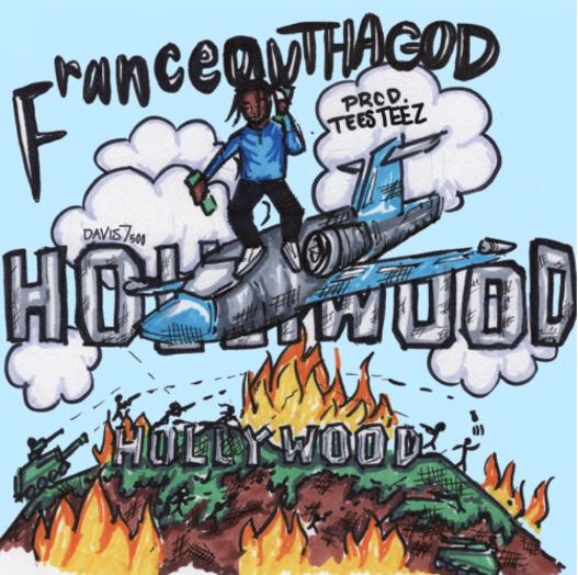 """ATL's Franceau Drops New Single """"Hollywood"""" [Audio]"""