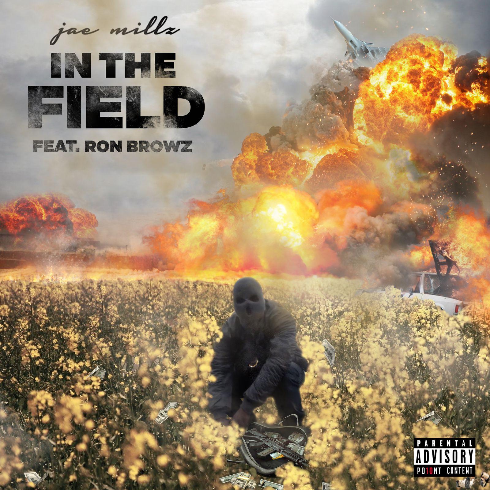 "Jae Millz Feat. Ron Browz – ""In The Field"" [Audio]"