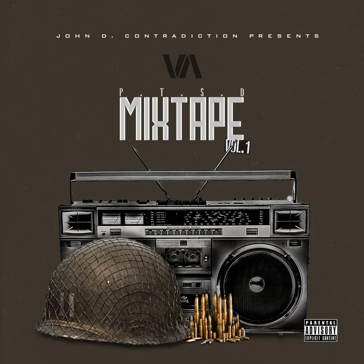 """John D. Contradiction – """"P.T.S.D Mixtape Vol 1"""" [Mixtape]"""
