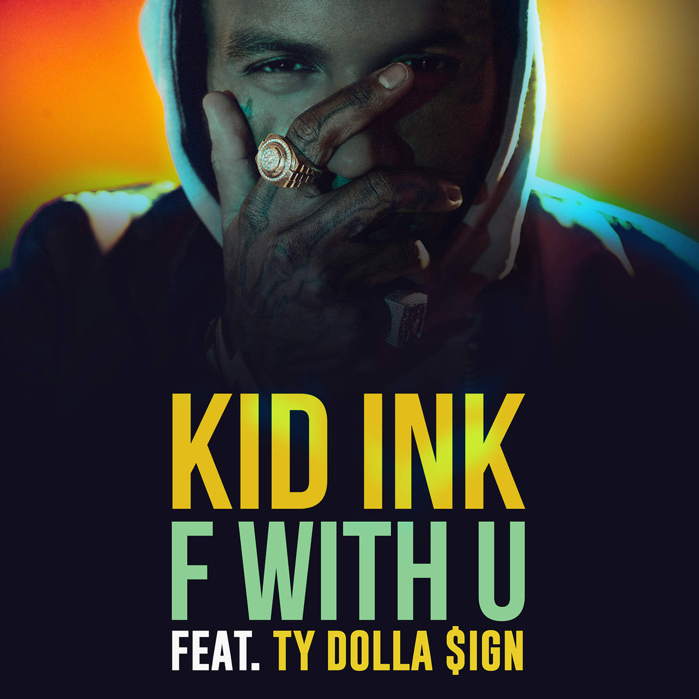 "Kid Ink Feat. Ty Dolla $ign – ""F With U"" [Audio]"