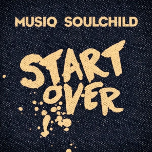 """Musiq Soulchild – """"Start Over"""" [Audio]"""