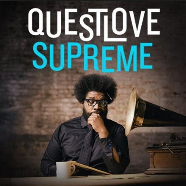 THIS WEEK'S GUEST ON QUESTLOVE SUPREME IS STORIED DJ/PRODUCER/PERFORMER PRINCE PAUL