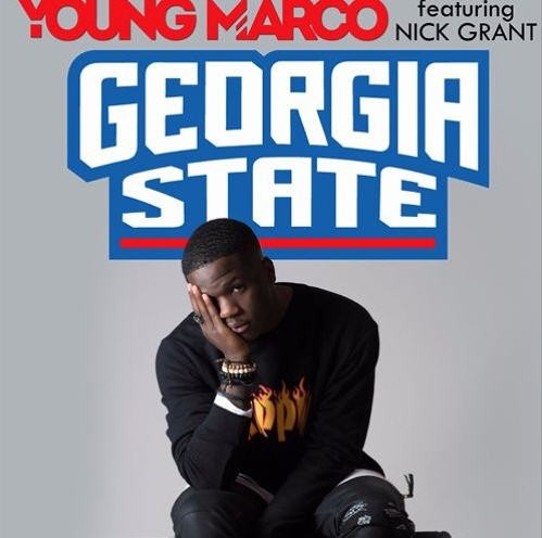 """Young Marco ft. Nick Grant – """"GEORGIA STATE"""" [Audio]"""