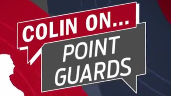 Colin On… Point Guards | SPEAK FOR YOURSELF