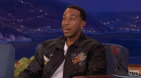 "Ludacris on His ""Chicken & Beer"" Restaurant, CGI Abs on CONAN [Interview]"