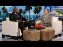 Magic Johnson Talks His Son E.J. Coming Out with Ellen [Interview]