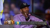 Metta World Peace talks the Warriors Chances of Winning NBA Finals on THE HERD [Interview]