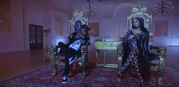 "Nicki Minaj Ft. Drake & Lil Wayne – ""No Frauds"" [Video]"