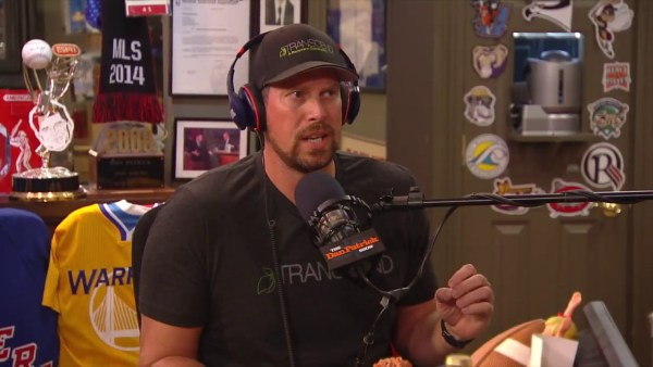 Ryan Leaf on The Dan Patrick Show (Full Interview) 04/26/17
