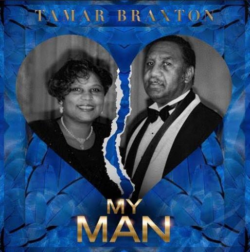 "Tamar Braxton Releases New Single ""My Man"" #MyMan [Audio]"