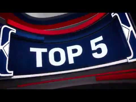 Top 5 NBA Plays of the Night: March 30, 2017