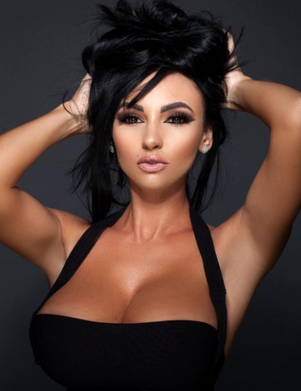 "Introducing Iryna Ivanova From DJ Khaled's ""I'm The One"" Video"