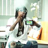 Wiz Khalifa Announces First Ever Mobile Game!!