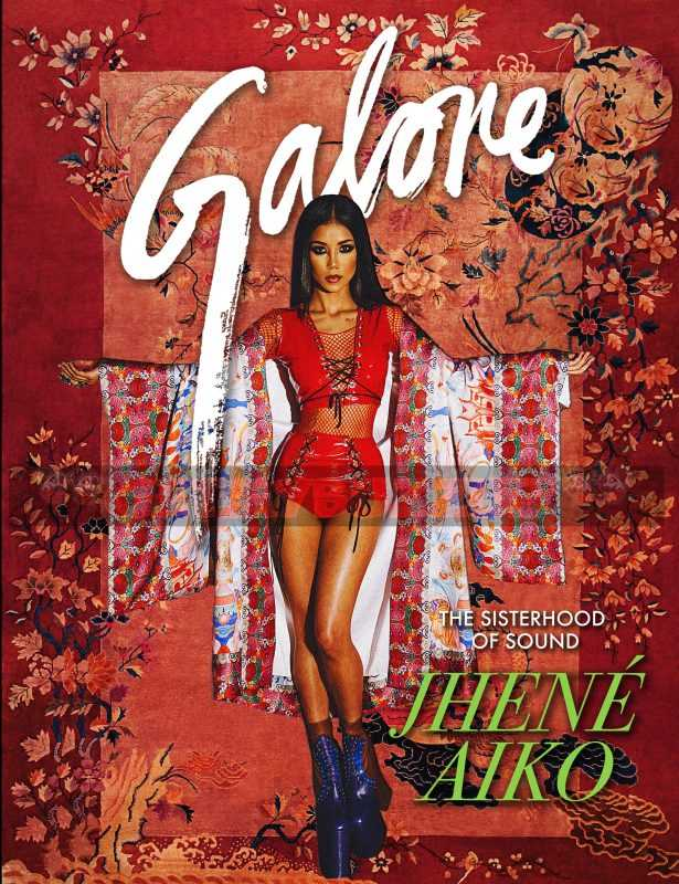 Jhene Aiko Graces the Cover of Galore