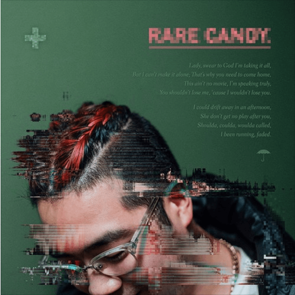 """Warm Gun – """"Rare Candy"""" [Audio]"""