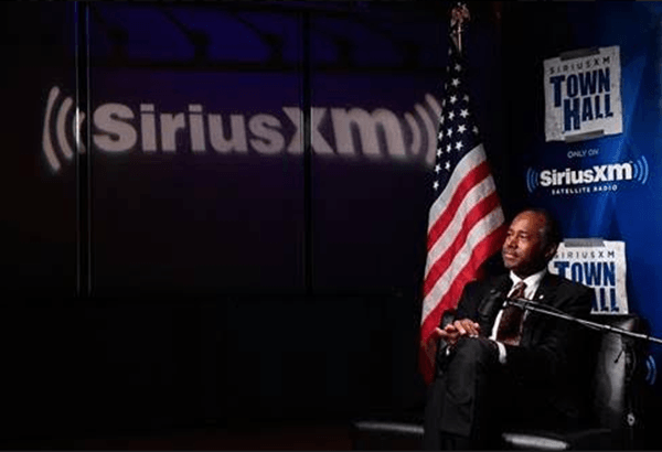 HUD Secretary Dr. Ben Carson on poverty as a state of mind