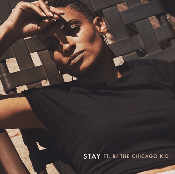 "Goapele – ""Stay"" Featuring BJ The Chicago Kid"