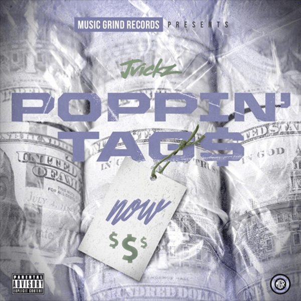 """JVickz – """"Poppin' Tags Now"""" [Audio]"""