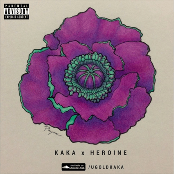 "Kaka Delivers A New Single With ""Heroine"""