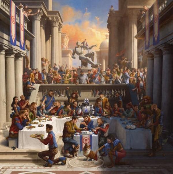 "Album Stream: Logic – ""Everybody"" [Audio]"