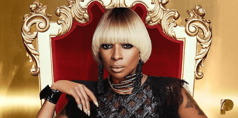 MARY J. BLIGE TOUR PRE-SALE AVAILABLE ON PANDORA