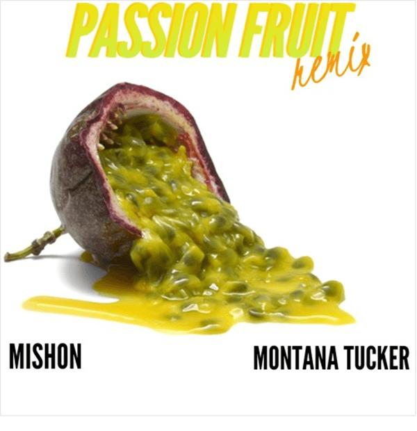 "Mishon Ft. Montana Tucker – ""Passionfruit"" Remix"