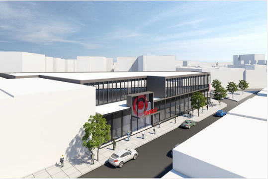 Target to Open at Former Jackson Heights Cinema Site [News]