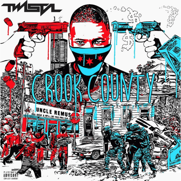 "Twista Announces the ""Crook County Project"""