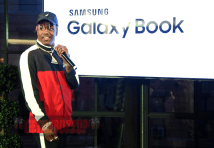 Lil Yachty Performs and Speaks on Panel for Launch of Samsung Galaxy Book [Photos]