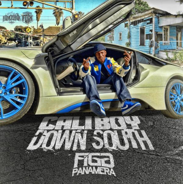 """Album Stream: Figg Panamera – """"Cali Boy Down South"""" [Audio]"""