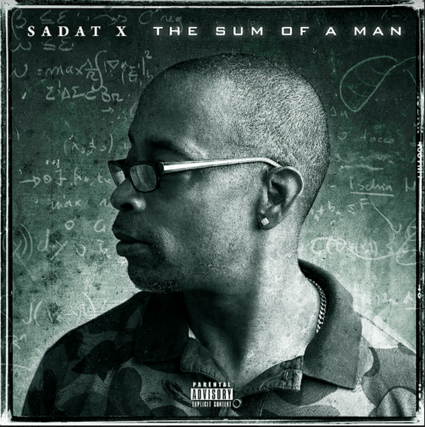 """Album Stream: Sadat X – """"The Sum of a Man"""" [Audio]"""